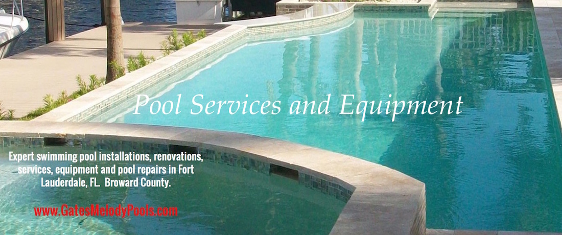 Fort Lauderdale Swimming Pool Services Repairs And Pool Equipment